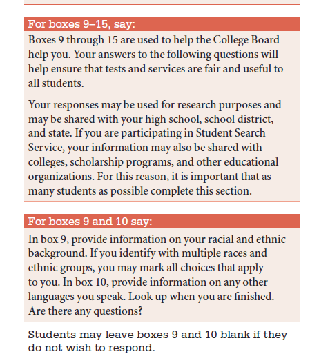 More on the College Board's evasions and lies about