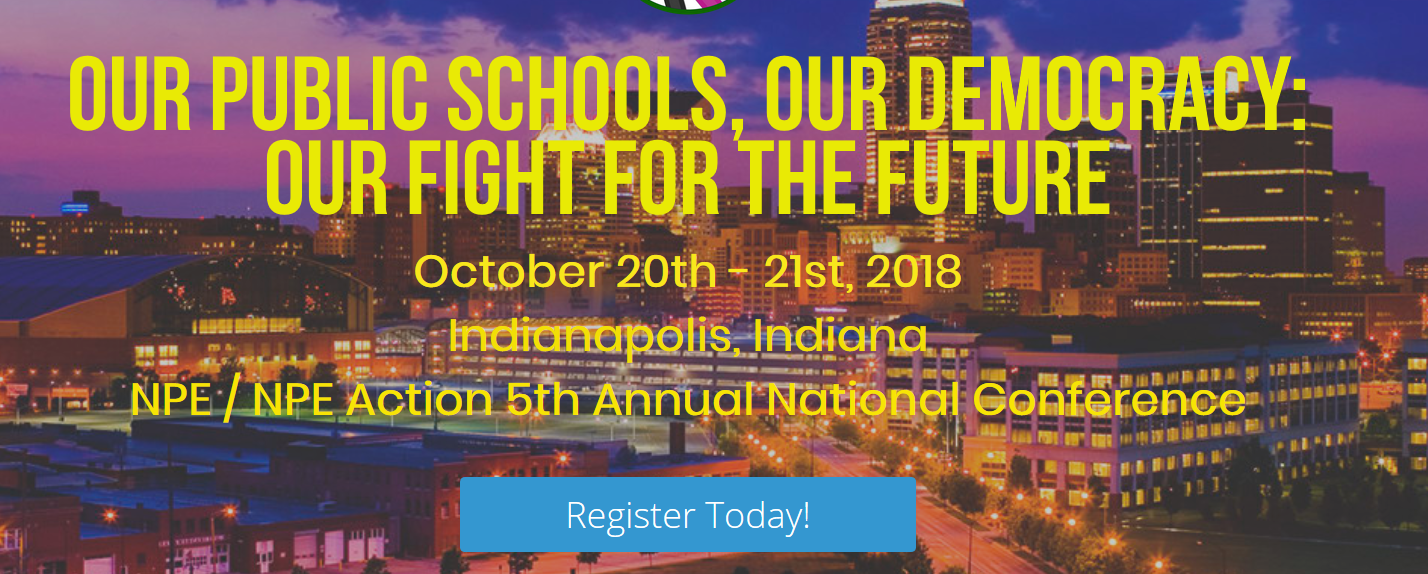 Network For Public Education Conference >> Join Us Next Month In Indy To Discuss Privacy Online Learning