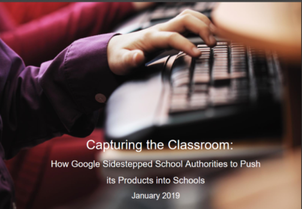 Here's how to check your student's school-issued GSuite